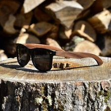 Sonnenbrille WOOD KISS Mod RACING FLAT AUTO MOTO Effekt Holz Mann Frau
