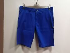 New Galvin Green Men's Golf Paolo Shorts V8 Surf Blue