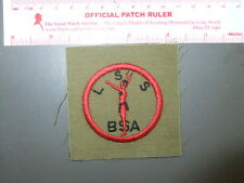 Boy Scout Lone Scout Service patch  4453FF