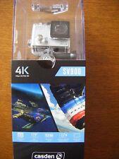 1 GOPRO GO PRO Camera Action Sport PNJcam SV 900 4K Ultra HD neuve #CKDB