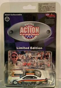 Action Platinum Series - Darrell Alderman Mopar Dodge Pro 1:64 Scale Limited Ed.