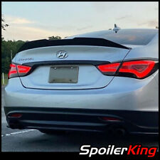 Rear Trunk Lip Spoiler (Fits: Hyundai Sonata 2011-2014) SpoilerKing 380PC