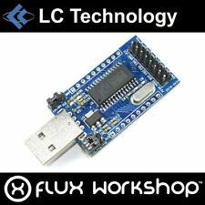 LC Technology Ch341a USB to Uart(ttl)/i2c/spi/isp/parallel Flux Workshop