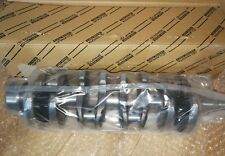 Genuine Toyota 4AGE 4AGZE brand new crankshaft 42mm rod journal's. AW11 AE86