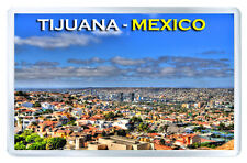 TIJUANA MEXICO FRIDGE MAGNET SOUVENIR IMAN NEVERA
