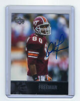 2011 PACKERS Antonio Freeman signed card Upper Deck Legends #49 AUTO Autographed