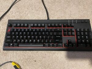 Corsair Strafe Mechanical Gaming Keyboard - Black, (CH-9000088-NA)