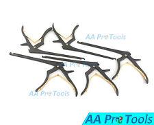 Kerrison Rongeurs Black 1 2 3 4 5mm Cervical Orthopedic Surgical Tools