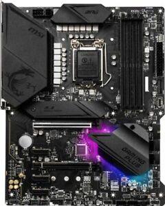 MSI MPG Z490 Gaming Plus LGA 1200, Intel Motherboard