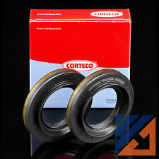 BMW X3 E83 2.5i 2.5 i diff drive shaft oem side oil seals, pair