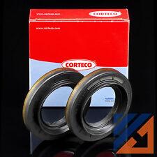 2 x CORTECO 01031731b BMW Diff Differenziale LATERALE ORIG Sigillo Olio, Coppia