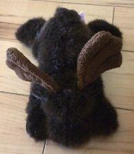 """Russ Dark Brown Moose Named Gusto 8"""""""