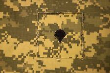 Sew on US Army Specialist Rank / E-4 ACU Pattern Military Patch NEW Authentic