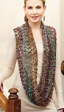EASY Cozy Capelet & Twisted Scarf/Apparel/Crochet Pattern INSTRUCTIONS ONLY
