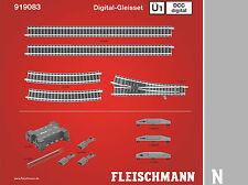 Fleischmann 919083 - DCC Digital-Gleisset Ü1 - Spur N - NEU
