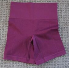 LULULEMON Purple Berry SCULPT Yoga Athletic Shorts sz 2 XS NWT