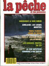 Revue  La pêche et les poissons No  515 Avril  88