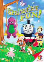 Springtime Fun  DVD NEW