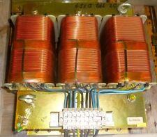 Indramat DTT/L 6,0 3-Phasen Drehstrom Transformator WEM 6 kVA Trafo 10A 3x380V
