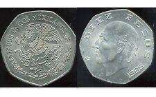 MEXIQUE 10 peso 1985