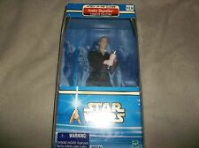 ANAKIN SKYWALKER ATTACK OF THE CLONES STAR WARS ACTION FIGURE 2002 NEW IN BOX