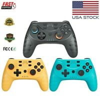 Game Controller BT Wireless Vibration Gamepad for Nintendo Switch/Lite Console