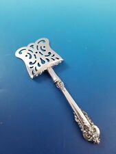 Grande Baroque Wallace Sterling Silver Petit Four Server Custom Made
