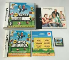 NEW SUPER MARIO BROS DS PAL ESPAÑA NINTENDO NDS 3DS