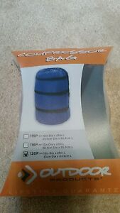 Sleeping bag compressor bag from Dick's/Brand New/Outdoor Products