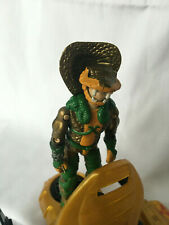 Vintage GI Joe Cobra Serpentor w/ snake - 1986 - figure