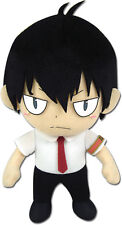 Hitman Reborn 8'' Hibari Plush Anime Manga NEW