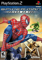 Spider-Man: Friend or Foe (Sony PlayStation 2, 2007) *COMPLETE*
