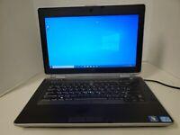 """Dell Latitude E6430 14"""" i5-3230M 2.60GHz 4GB RAM 500GB HDD NO BATTERY h"""