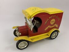 Vintage Gearbox Replica 1912 Ford Model-T Shell Motor Oil Truck Bank Toy