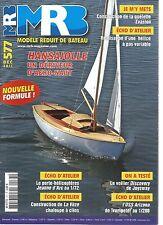 "MODELE REDUIT DE BATEAU N°577 PLAN : GOELETTE ""EVASION"" / REAL. HELICE VARIABLE"