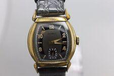 Vintage Original Olympic Hand Wind Wristwatch Watch Running