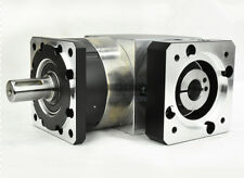 right angle planetary gearbox 15:1 to 100:1 for NEMA23 stepper motor input 8mm