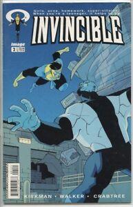 Invincible 2003 series # 2 fine comic book