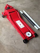 Trolley Jack Steel 2 Ton Low Profile Alloy Jacks Garage Floor Extra Long