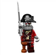 LEGO Minifigures Series 14: Monsters (71010) Zombie Pirate Sealed