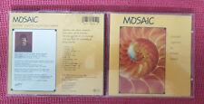 Mosaico-richard burmer-Electronic vignettes-CD: muy bien