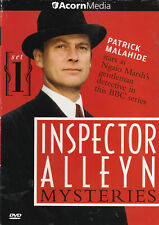 THE INSPECTOR ALLEYN MYSTERIES - Set 1 (DVD 2005 4-Disc Set) (D4)
