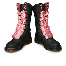 Dr. Martens Women's Triumph 1914 W  Black Pink Darkened Mirage US 8 EU 39 UK 6