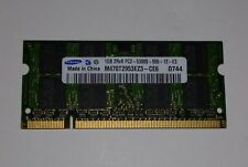1GB Samsung DDR2 Laptop RAM (PC2-5300s)