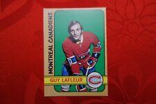 GUY LAFLEUR OPC 1972-73  #59  EX