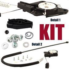 KIT Rear Left Driver Window Regulator Repair fit VW Beetle Convertible 1Y0898291