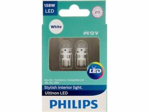 For 1971 Plymouth GTX Courtesy Light Bulb Philips 83762GF Ultinon LED - White