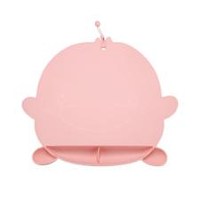 Piyo Piyo Piyo Piyo Foodie Silicone Placemat Pink