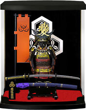 Authentische Samurai Figuren aus JAPAN - Rüstungs-Serie: Naoe Kanetsugu