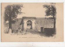 Bayonne La Porte d'Espagne France Vintage U/B Postcard 549b